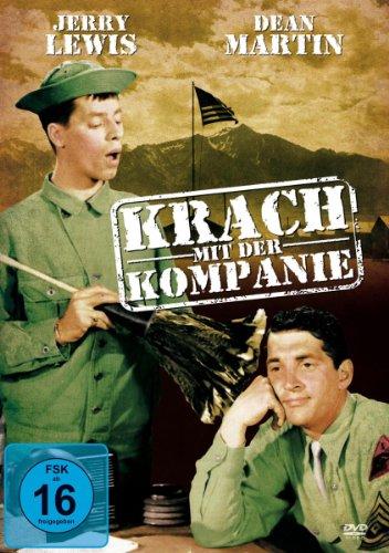 Krach mit der Kompanie (At War With The Army)