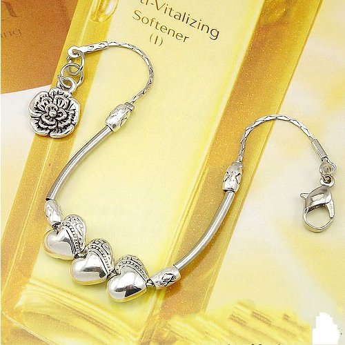 Tibetan Silver Sterling Silver Hand Chain Bracelet Jewellery High Quality Style No.10306