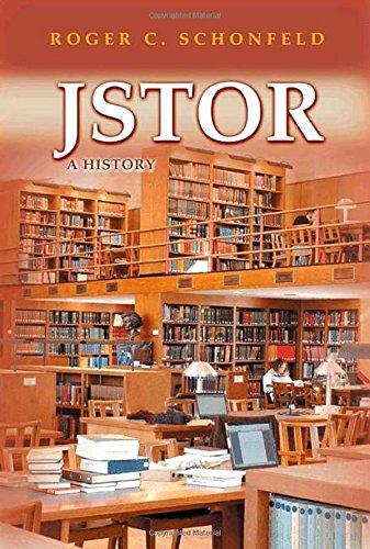 JSTOR: A History PDF