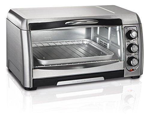 Hamilton Beach Countertop Convection Oven 31197 : Details about Hamilton Beach 31333 Convection Toaster Oven New