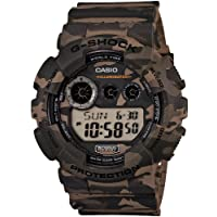 [カシオ]CASIO 腕時計 G-SHOCK Camouflage Series GD-120CM-5JR メンズ