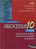 echange, troc Annelise Couleau-Dupont - Processus 10 Organisation du système d'information comptable et de gestion BTS CGO 1re année