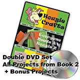 Kay Rutter HOUGIE CRAFTS CRAFT DVD - Everybody Needs A Hougie 2