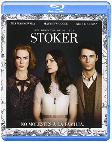 Stoker (Blu-Ray) (Import) (2013) Mia Wasikowska; Nicole Kidman; Matthew Good