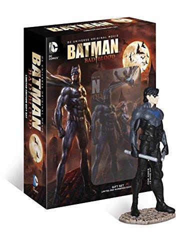 バットマン:バッド・ブラッド ブルーレイ〈ナイトウィング フィギュア付き〉 [Blu-ray]