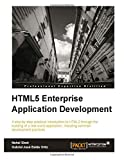 img - for HTML5 Enterprise Application Development book / textbook / text book