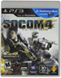 SOCOM 4: U.S. Navy Seals - Playstation 3