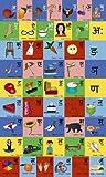 Alphabet Puzzle, 2-Sided (English-Hindi)