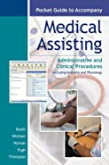 Pocket Guide to accompany Medical Assisting by Booth