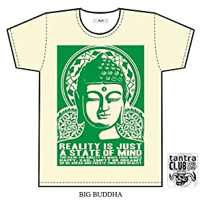 Tantra 'Big Buddha' Tees for Men