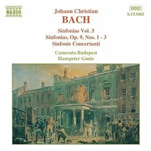 Sinfonien Vol. 3