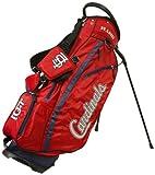 MLB St. Louis Cardinals Fairway Stand Golf Bag, Navy