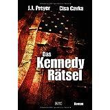 "Dan Shockers Larry Brent - Das Kennedy-R�tselvon ""Josef J. Preyer"""