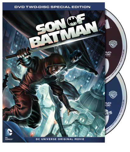 DCU: Son of Batman (Two-Disc Special Edition) (2014) at Gotham City Store