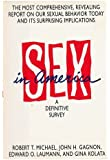Sex in America: A Definitive Survey