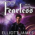 Fearless: Pax Arcana Series #3 Audiobook by Elliott James Narrated by Roger Wayne