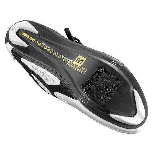 Mavic Zxellium white/black/yellow mavic  Road Bike shoes