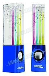 Dancing Water Speakers - Blue