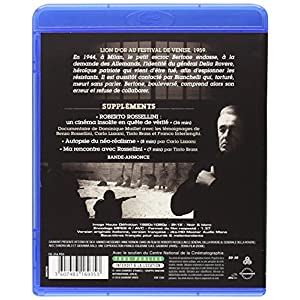 Le general de la Rovere [Blu-ray]