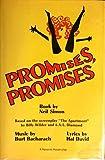 Promises, Promises (0394406850) by Neil Simon