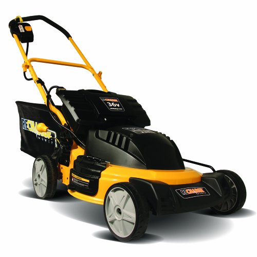 Recharge Mower Ultrapower Lithium 3 in 1 Cordless Push Mower image