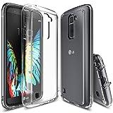 LG K10 Case, Ringke [Fusion] Crysta