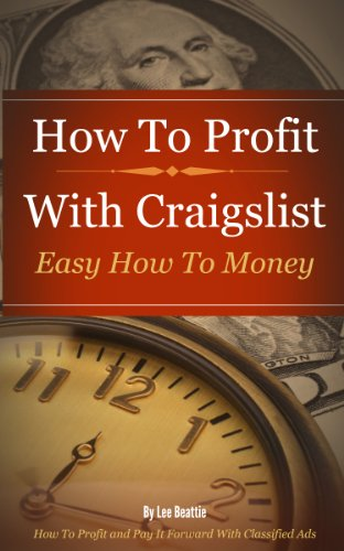 How To Profit and Pay It Forward With Craigslist (How To Overcome)
