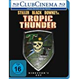 "Tropic Thunder (Director's Cut) [Blu-ray]von ""Ben Stiller"""