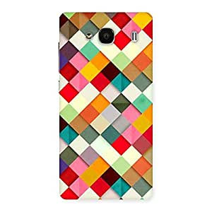 Special ColorFull Ribbons Print Back Case Cover for Redmi 2s