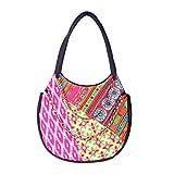 STYLOCUS Triple Combination Semi Circular Bag