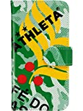 ATHLETA(アスレタ) マルチスマホケース ブックタイプ グリーン ATG-9075