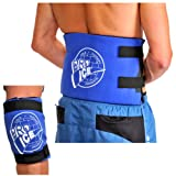 Pro-Ice Multi-Purpose Therapy Wrap (Knee and Lower Back)