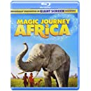 Magic Journey to Africa 3D [Blu-ray]