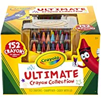 Crayola 152-Count Ultimate Crayon Collection
