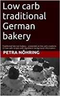 Thumbnail image for Low carb traditional German bakery Ebook