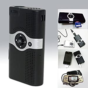 Sale svp new pp003 portable pocket projector b2 kk for Latest pocket projector