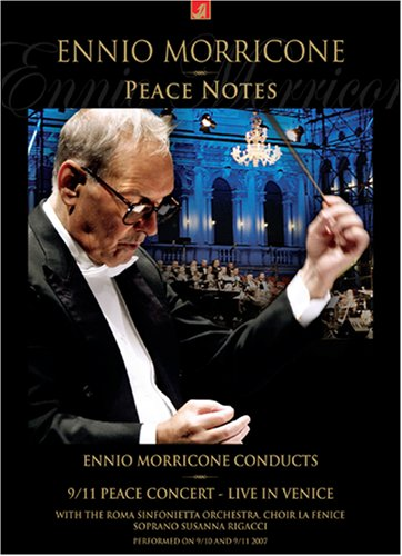 Peace Notes-Live in Venice / Ennio Morricone (2007)