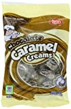 Goetze's Chocolate Caramel Creams, 4 Ounce (Pack of 12)