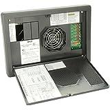 WFCO WF-8735-PB Black 30 Amp Power Center