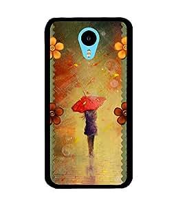 Fuson 2D Printed Girly Designer back case cover for Meizu M1 Note - D4350