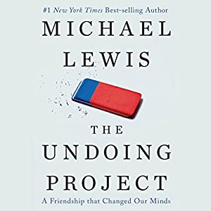 The Undoing Project Audiobook