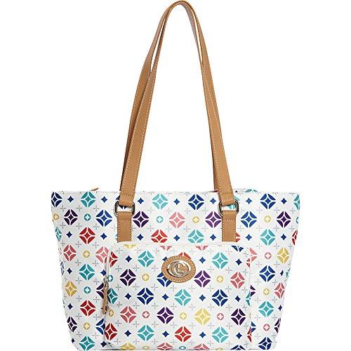 aurielle-carryland-silk-diamond-logo-signature-tote-white-multi-color