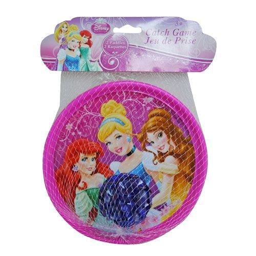 WeGlow International Disney Princess Sticky Catch Game (Set of 2)