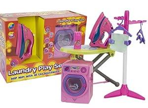jouez jeu blanchisserie comprend toy machine laver. Black Bedroom Furniture Sets. Home Design Ideas