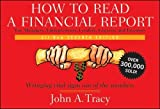 img - for By Tracy, J: How to Read a Financial Report (Wringing Vital Signs Out of the Numbers (Paperback)) 7th Edition book / textbook / text book