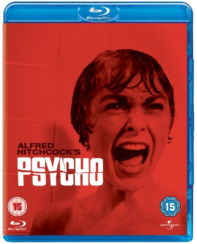 Psycho Std Edition [Blu-ray] [UK Import]