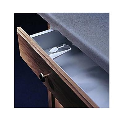 KidCo Adhesive Mount Cabinet/Drawer Lock by KidCo