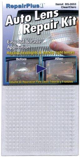 Auto Lens Tail Light Repair Kit (Clear)