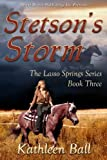 Stetson's Storm (Lasso Springs Book 3)