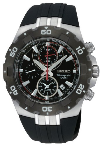 Men&#8217;s Seiko Sport Chronograph Watch